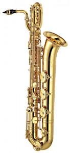 Stor kapacitet og spilbarhed i Yamaha barytonsaxofonen YBS-62