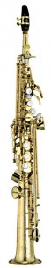 YSS-875 EX sopransaxofon adskiller sig, fra de fleste andre sopransaxofoner mht klang og intination