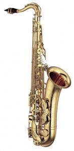 Yamaha Tenorsax YTS 875 EX. En seriøs, professionel tenorsaxofon.