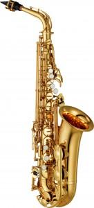 Yamaha YAS 280 altsaxofon - Skolesaxofon fra Saxofonværkstedet