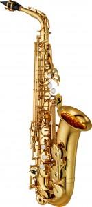 Yamaha YAS 480 altsaxofon fra Saxofonværkstedet
