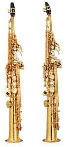 Yamaha sopransaxofoner. YSS 82Z og 82ZR udfylder rigtig godt det hul, der har været i Yamahas sopranserie siden YSS 62 og 62R udgik af produktion