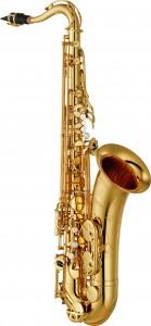 Yamaha YTS 480 A tenorsaxofon er et let spilbart instrument med god klang og plads til begejstring.